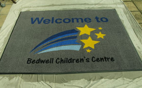 AFTER - The Completed Doormat